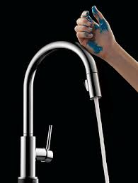 Touch Touch f Faucet with Touch₂O Technology