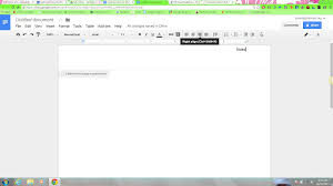 Format Google Docs In Mla
