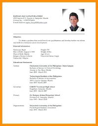 Resume Latest Format Latest Resume Format Latest Resume Format Doc