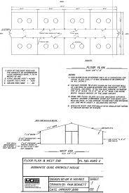 Bobwhite Quail Brooding and Grower HouseBobwhite Quail Brooder and Grower House Plans
