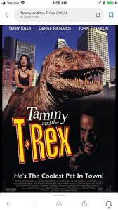 67 Tammy and the T-Rex ideas | enterainment, tammy, rex