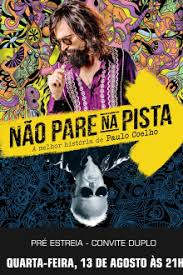 El joven Paulo Coelho (2014) español