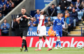 Elsewhere, burnley host everton at turf moor and norwich take on aston villa. Referee Michael Oliver Told He Deserves To Be Shot In The Head In Tweet Sent To Wife Lucy After Arsenal S Shock Loss To Leicester