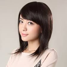 Asian Woman Hair Style medium hairstyles for asian women shoulder length hairstyle asian 8838 by stevesalt.us