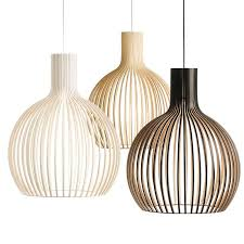 colour options of secto s octo 4240 pendant light