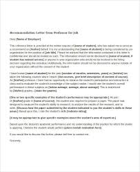 Tenure Recommendation Letter From Student Example 37 Simple Recommendation Letter Template Free Word Pdf