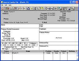 Dentrix Perio Charting Florida Probe Dentrix Linking Integration Instructions