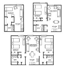 apartments floor plans design fascinating small apartment building 2 bedroom plan luxury