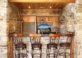 ... Rustic bar ideas for basement ...