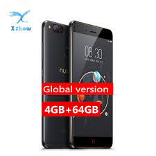 "Original <b>Global Version Nubia</b> Z17 Mini phones 5.2"" 4GB 64GB ..."