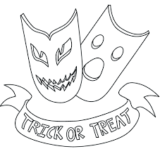 Small Picture Halloween Coloring Pages Printable Scary Halloween Coloring Pages