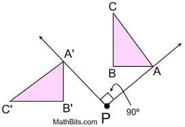 Rotation Mathbitsnotebook Geo Ccss Math