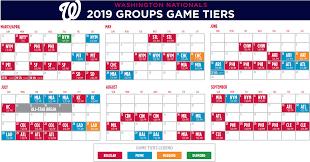 Washington Nationals 2019 USO-Metro ...