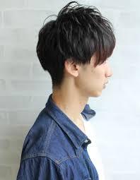 メンズショートマッシュih 69 ヘアカタログ髪型ヘアスタイル
