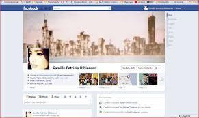 New Facebook Layout Cammiedee