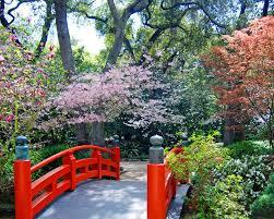 Japanese Style Garden Bridges Japanese Tea House And Garden Descanso Gardens La Canada