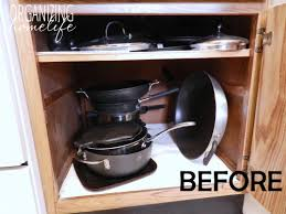DIY Knock-Off Organization for Pots & Pans ~ How to Organize Your ...