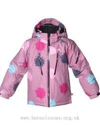 isbjörn of sweden helicopter winter jacket jr 8670691 jackets and vests kids dusty pink globe
