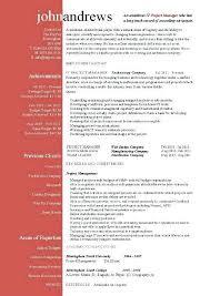 Entry Level Project Manager Resume Johnpewracing Resume Templates