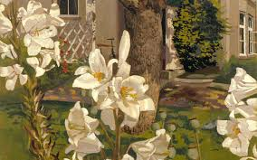 a new exhibition at the stanley spencer gallery brings together the artist s outdoor paintings for a lesson in putting together garden features