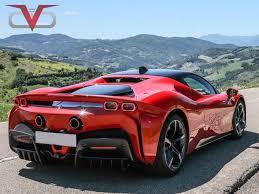 Ferrari Sf90 Stradale Rental Europe Luxury Services Luxury Car Rental
