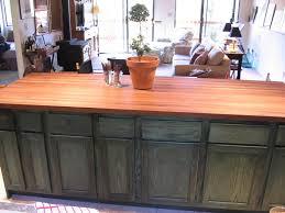 diy kitchen island. DIY Kitchen Island Cabinet - Staining Green Diy C