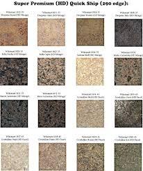 laminate countertop colors w x l quartz quarry laminate kitchen sample