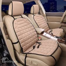 32 super cost efficient warm cozy and comfortable for winter single heated seat covers