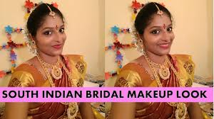 south indian bridal makeup look telugu bridal look bridal wedding look