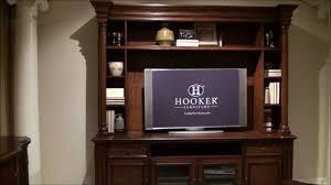 hooker furniture entertainment center. Hooker Furniture Haddon Hall 2-Piece Entertainment Center | Home Gallery  Stores - YouTube Hooker Furniture Entertainment Center I