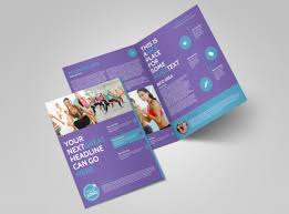2 folded brochure template brochure templates mycreativeshop