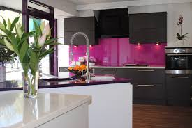 modern white and black kitchen. Incridible Beautiful White Black Pink Wood Stainless Modern Design Unique  Kitchen Designs Rossendale Modern White And Black Kitchen