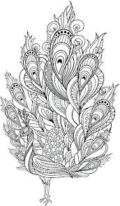 Coloring Pages Beautiful Peacock Coloring Pages Pin By Barb On