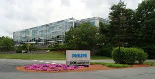 philips north american headquarters in andover massachusetts