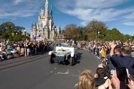 r glenn hubbard alexis ohanian disney parade and other  president hitt coach o leary todd stansbury at the magic kingdom