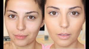 no makeup makeup tutorial
