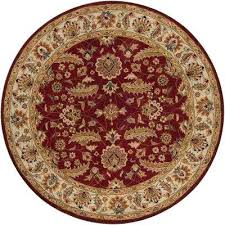 john red 4 ft x round area rug foot bath rugs n 4 foot wide carpet runner round rug
