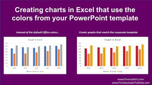 Charting The Match 2015 Matching Excel Charts To A Powerpoint Color Scheme Issue
