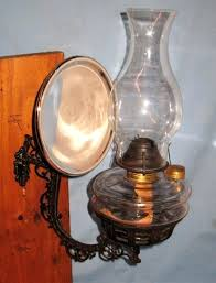 wall oil lamp with reflector antique wall antique wall bracket oil lamp wall mounted oil lamp reflector
