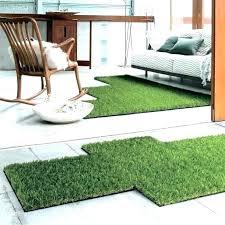 grass rug outdoor grass rug outdoor grass look outdoor rug