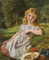 Bildresultat för sophie anderson foundling girls in their school dresses