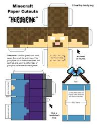 Minecraft Coloring Pages Herobrine Large Size Of Color Page Coloring