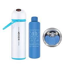 amazon dison temp cooler cup mini refrigerator portable travel insulin fridge growth hormone cold storage continue keep 2 8 white beauty