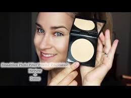 <b>PHOTO FILTER</b> POWDER FOUNDATION: TIPS & TRICKS - YouTube