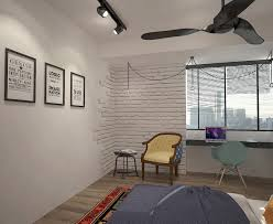 Small Picture 5 new ways to feature raw bricks on a wall Home Decor Singapore