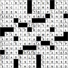 Vending Machine Crossword Clue Interesting LA Times Crossword Answers 48 Dec 48 Wednesday LAXCrossword
