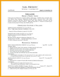 Functional Summary Resume Examples Career Change Resume Career