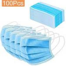 50/100Pcs Face Masks Ear Loops Disposable Non-Woven ... - Vova