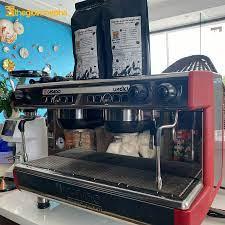 Máy pha cà phê Casadio Undici A2 Group Đỏ New 97% - Thế Giới Máy Pha