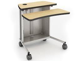 furniture cart. large tapered freedom laptop cart furniture